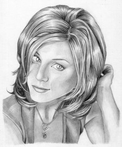 Jennifer Anistn - Rachel hair