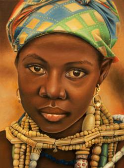 Krobo girl - Ghana