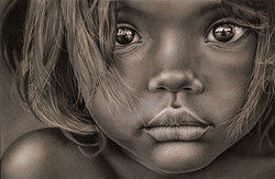 Little Brazillian girl