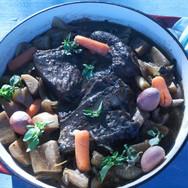beaver pot roast