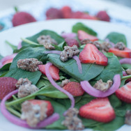 strawberry salad 2