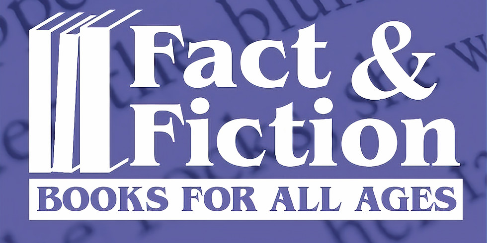 Fact & Fiction Book Event!