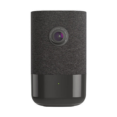 180° HD Camera with Enhanced Zoom and Two-Way Audio
