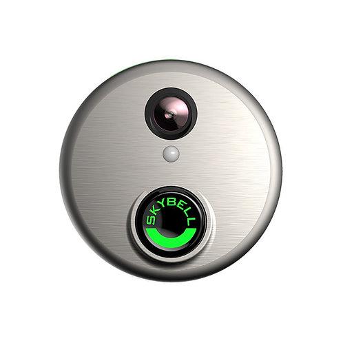 Wi-Fi Doorbell Camera (silver)
