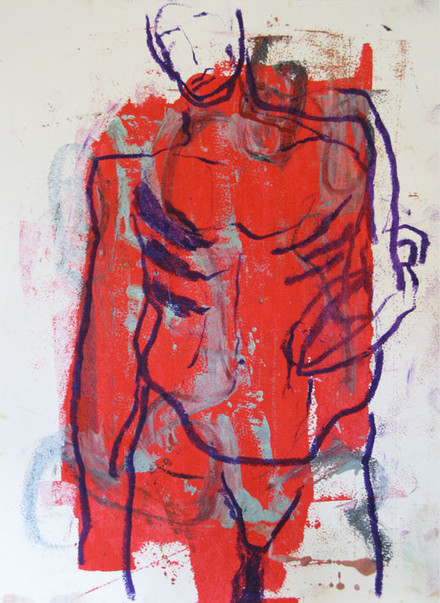 TORSO paintings