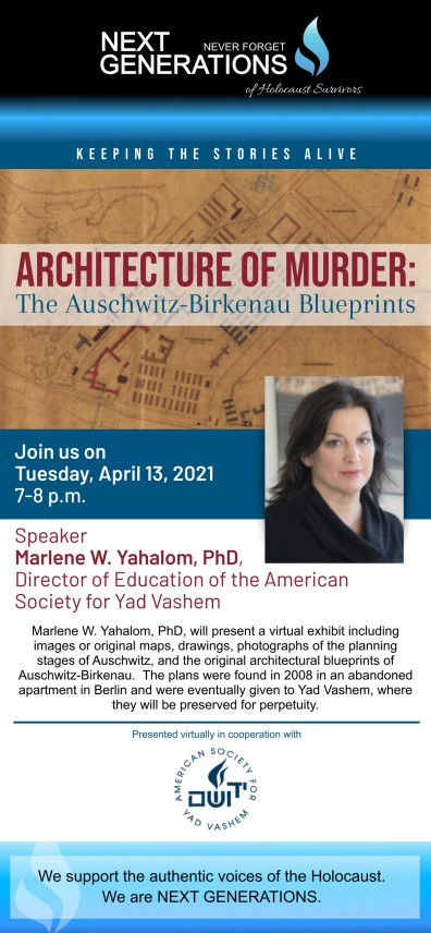 NG Architecture of Murder event Apr2021