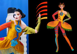 Branding & Characterand Costume Design,