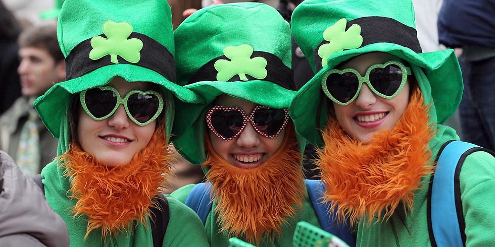 KCRH St. Patrick's Day