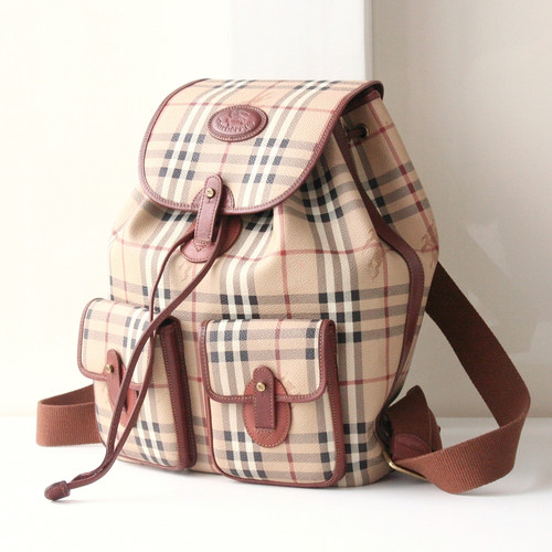 Burberry Backpack Vintage