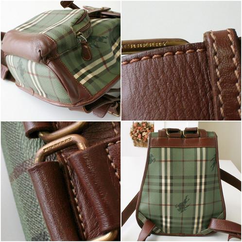 Burberry Backpack Ebay