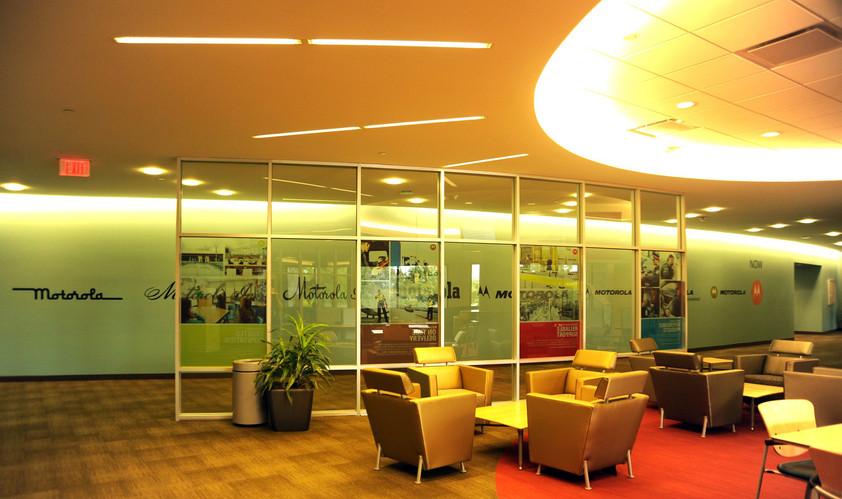 Motorola Solutions, Schaumburg, Illinois, USA