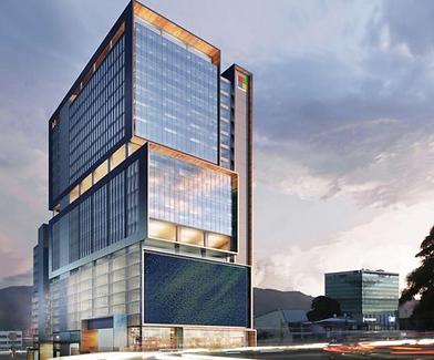 Microsoft, Special Economic Development Zone (ZEDE) La Sabana, San Jose, Costa Rica