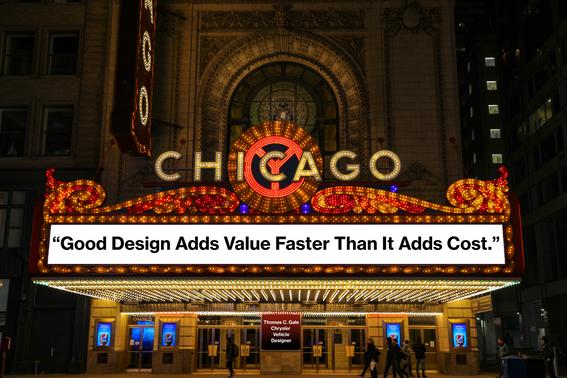 Good Design Adds Value