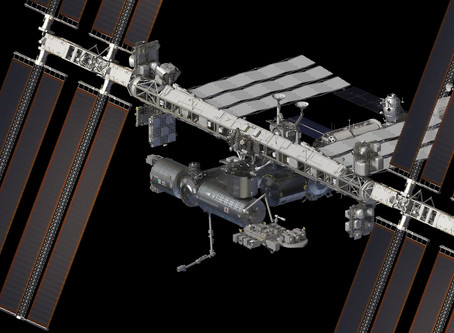 Assembly Sequence: Watch the Axiom Segment of the ISS constructed module-by-module
