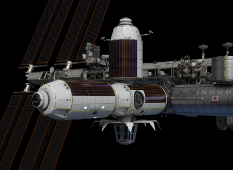 Axiom Space central as NASA outlines the near and far future of the space station