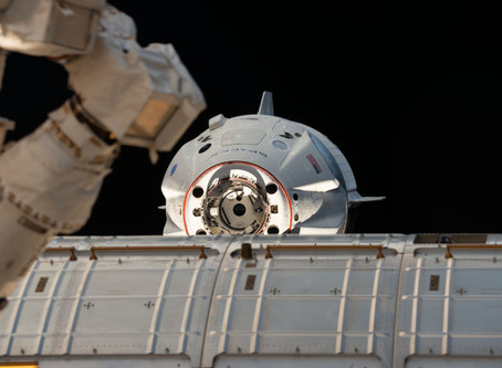 Axiom, SpaceX deal for mission to ISS featured on CRS-20 webcast