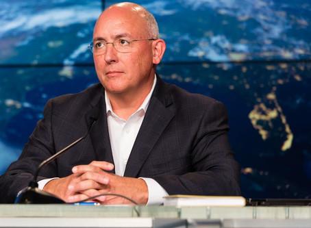 ELITE TRAVELER: AXIOM SPACE PRESIDENT MICHAEL SUFFREDINI ON THE NEXT FRONTIER