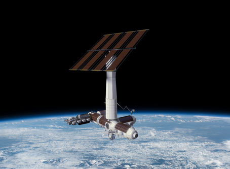 WHO WILL BUILD THE FIRST COMMERCIAL SPACE STATION?