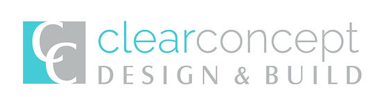 Clear Concept Design & Build Logo