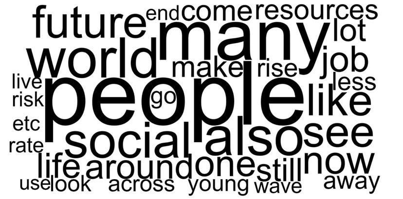 """go make people rise"" by Lucas Chu @l_ucas.c"