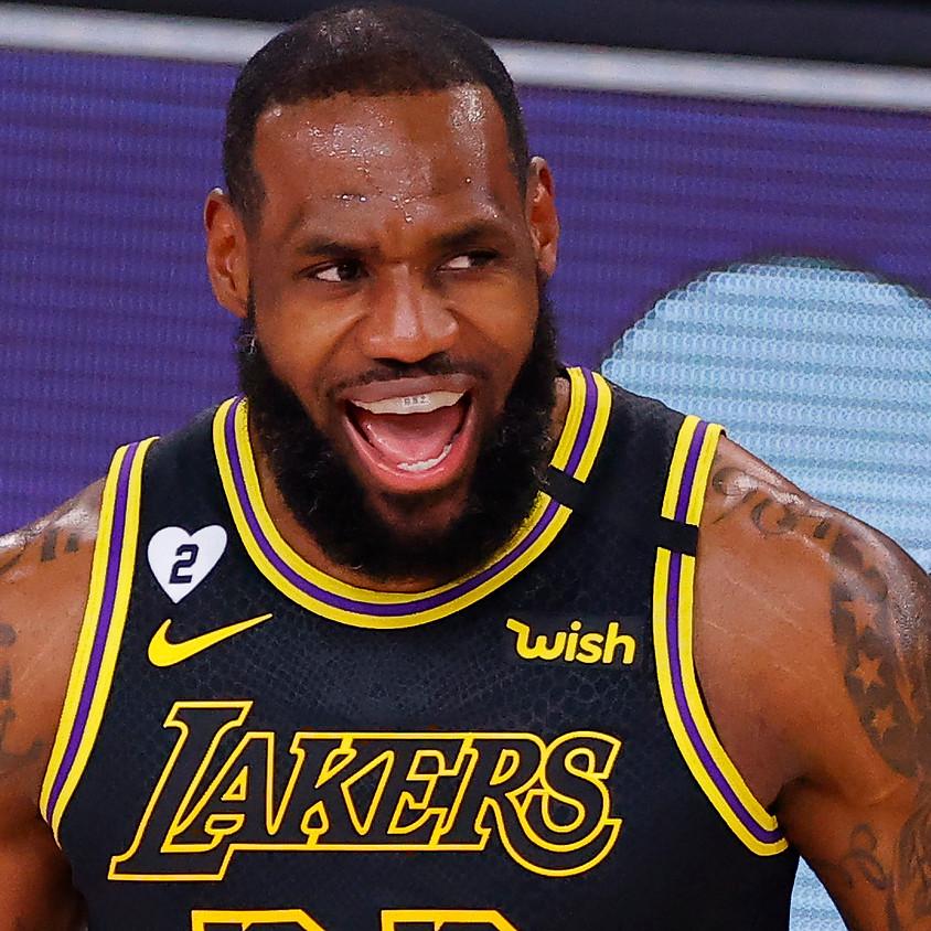 Lakers Vs. Thunder - 5:00pm Gametime