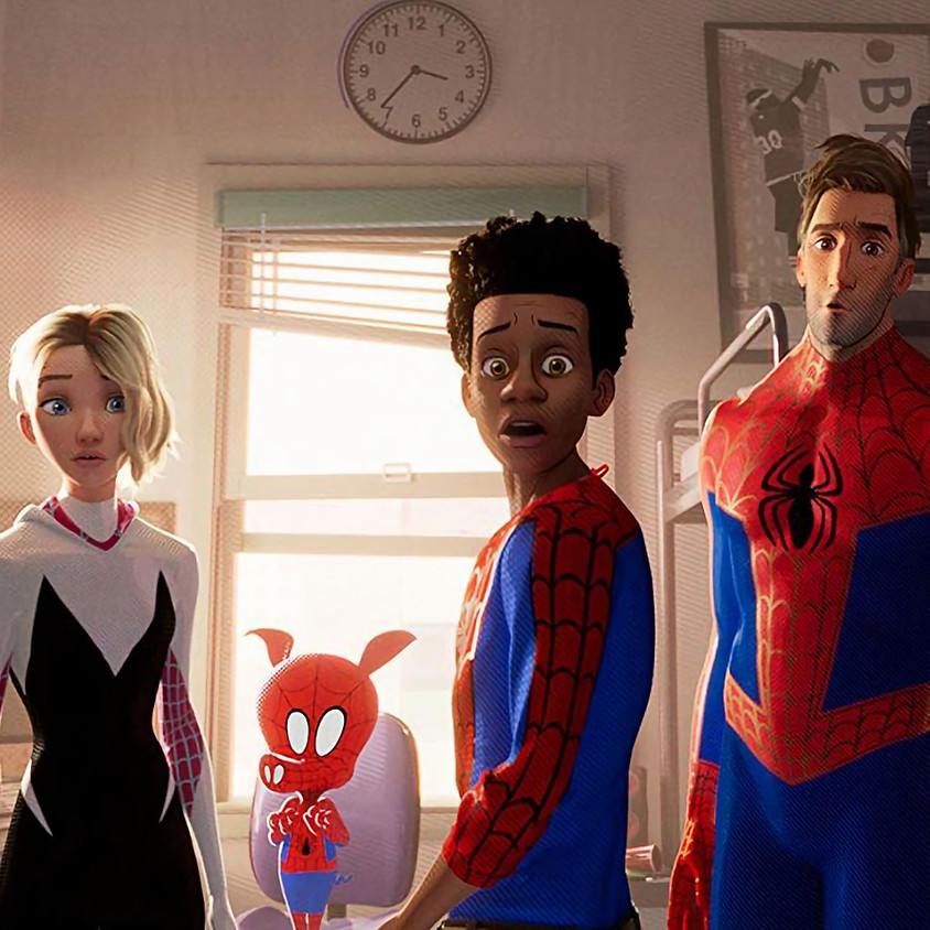 Spider-Man: Into the Spider-Verse - 7:30pm