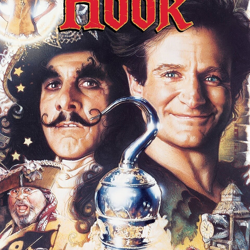 Hook - 7:30pm Showtime