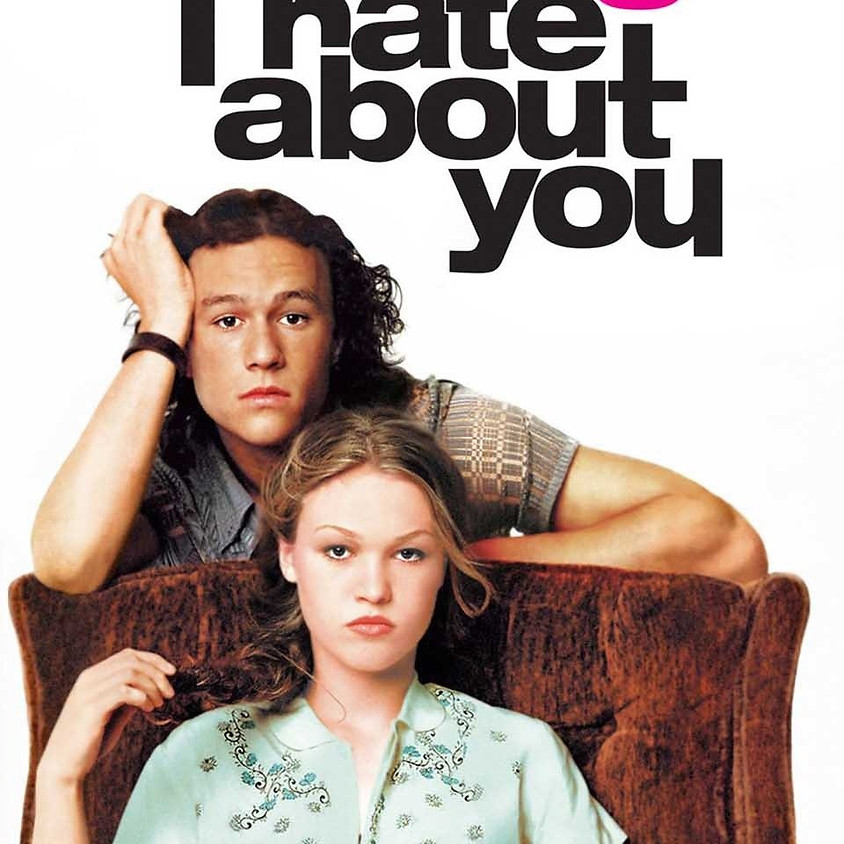 Valentine's Weekend: 10 Things I Hate About You/ Wedding Singer - 7:00pm & 9pm Showtime