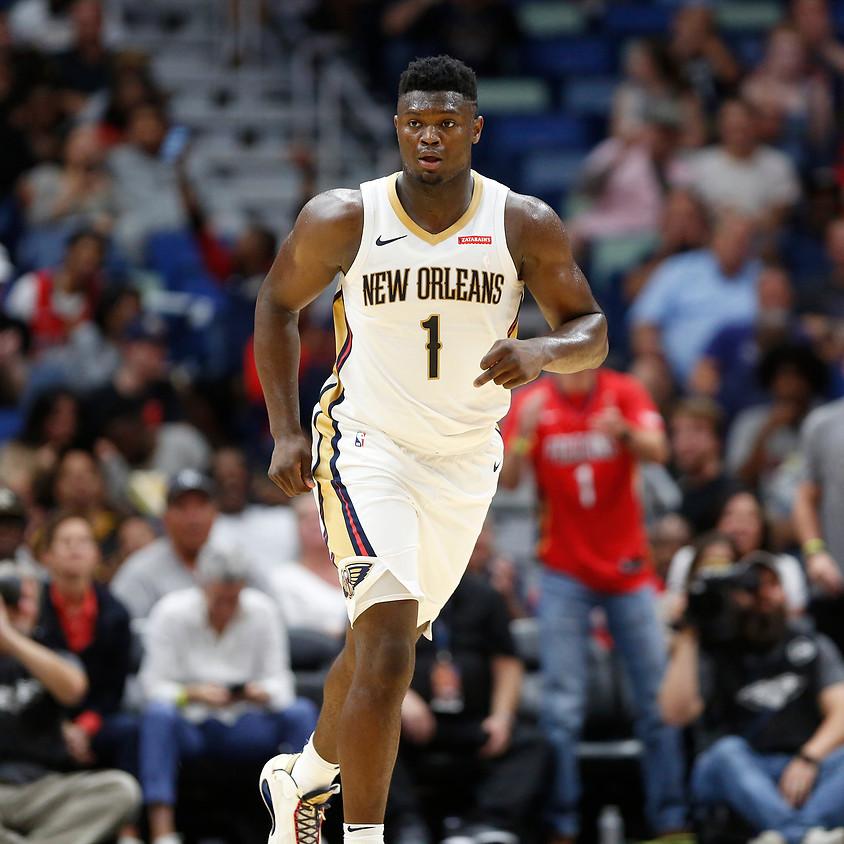 Pelicans Vs. Clippers - 7:00pm