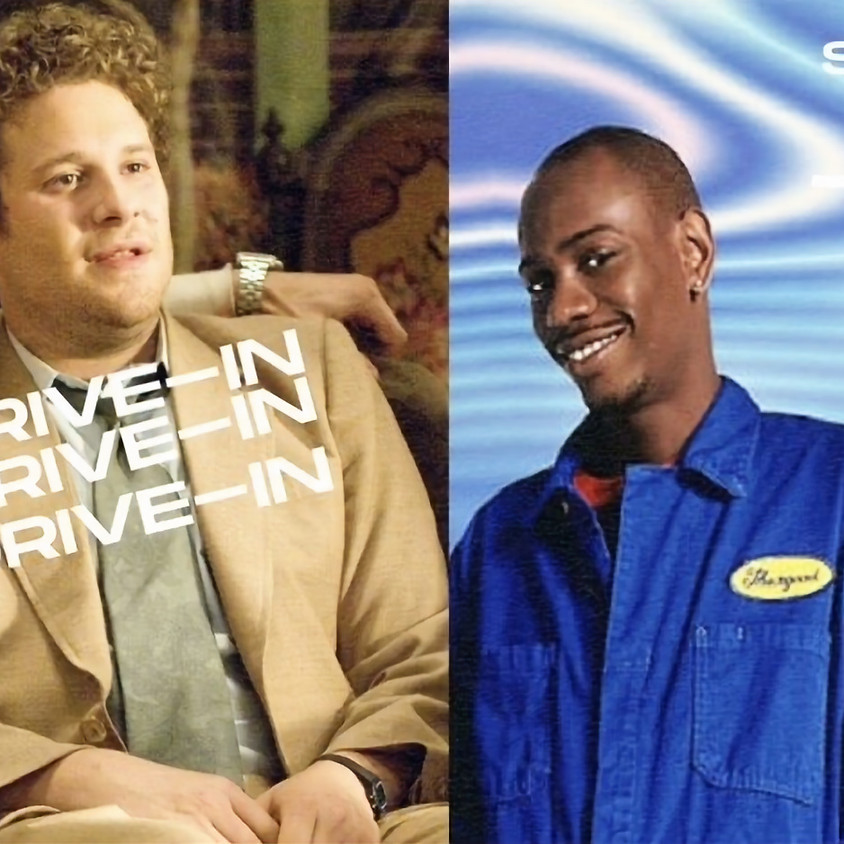 Pineapple Express / Half Baked - 7:00pm I 9:15pm Showtime