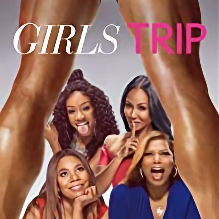 Ladies Night: Girls Trip / Waiting To Exhale - 7:00pm & 9pm Showtime