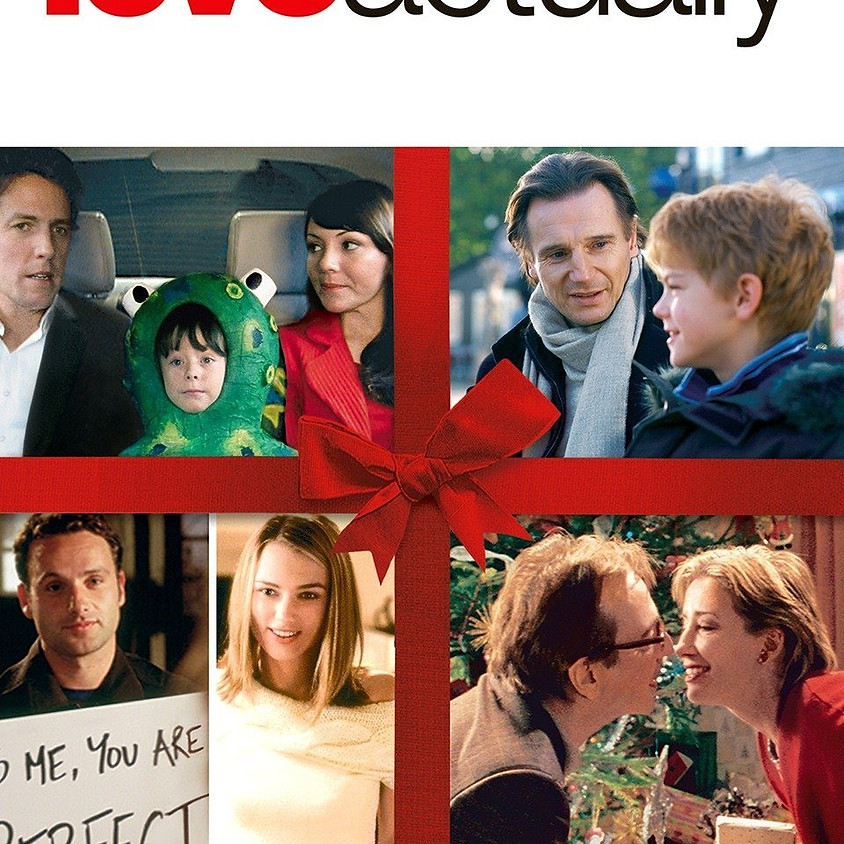 Love Actually - 7:30pm Showtime