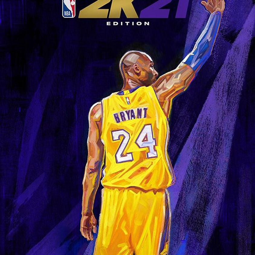 NBA 2K Tournament - 5:00pm Gametime