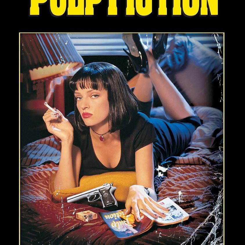 Pulp Fiction - 7:30pm Showtime