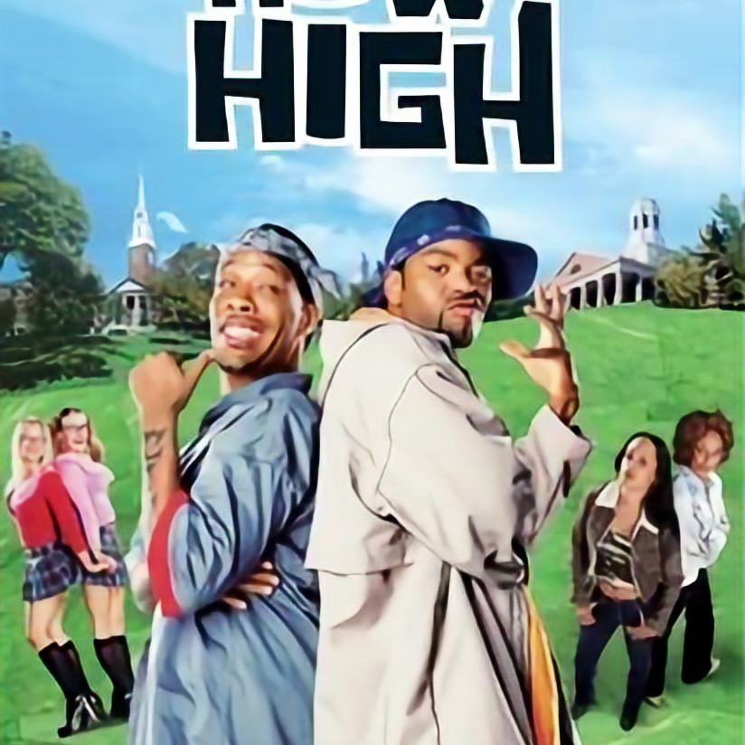 Double Feature: How High / Barbershop - 7:00pm & 9pm Showtime