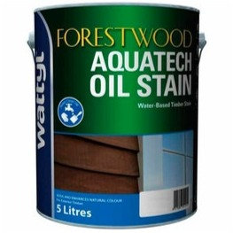 FORESTWOOD AQUATECH OIL STAIN 5L