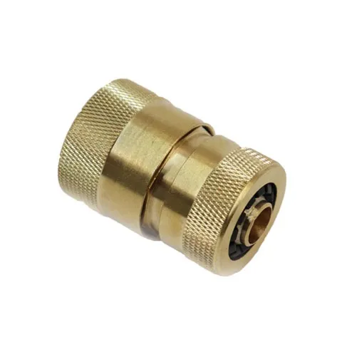 WETTA BRASS HOSE CONNECTOR