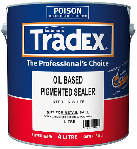 TRADEX OIL BASED PIGMENTED SEALER