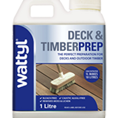 WATTYL DECK & TIMBER PREP