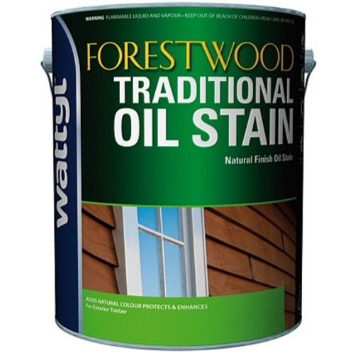 FORESTWOOD TRADITIONAL OIL STAIN