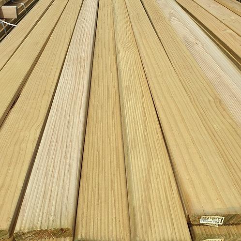 Premium Pine Decking Timber