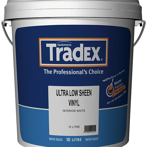 TRADEX ULTRA LOW SHEEN VINYL