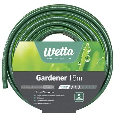WETTA GARDENER HOSE 12mm UNFITTED