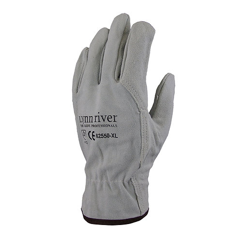 FOX SUEDE DRIVERS GLOVES