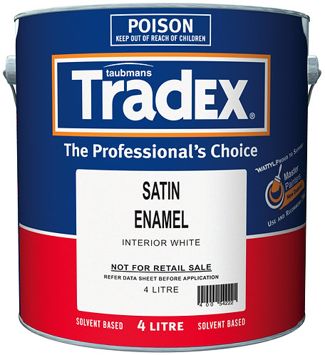 TRADEX ENAMEL - SATIN 4L