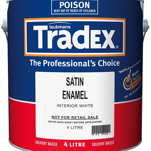 TRADEX ENAMEL - SATIN 4L