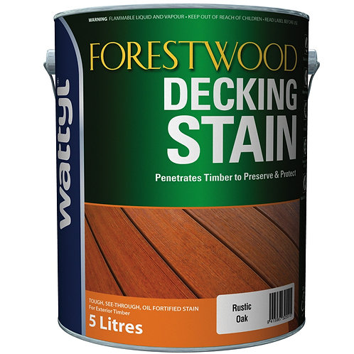FORESTWOOD DECKING STAIN
