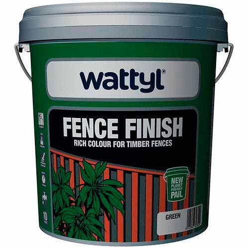 WATTYL FENCE FINISH 10L