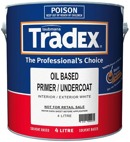 TRADEX OIL BASED PRIMER/UNDERCOAT