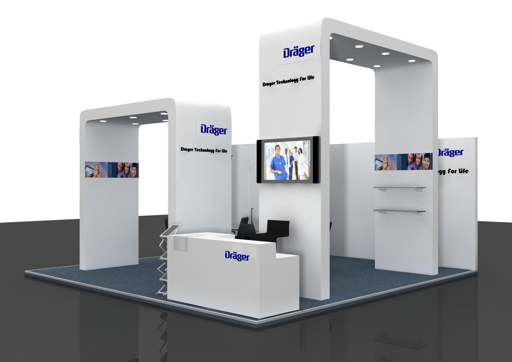 Exhibition Stand Designers Amp Builders : Romtan exhibition stand builder
